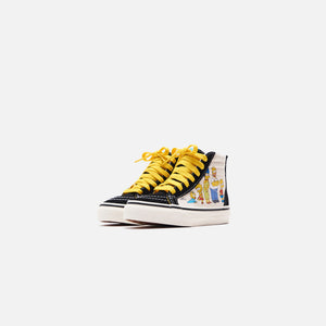 Vans x The Simpsons Pre-School 1987-2020 Sk8 High Zip - Multi Image 2