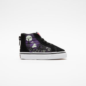 Vans x Disney SK8-HI Zip - Jacks Lament / Nightmare Image 1