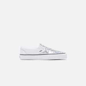 Vans Flipping Sequins Classic Slip-On - White Image 1
