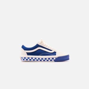 Vans U OG Old Skool LX Bumper Cars - Marshmallow / True Blue