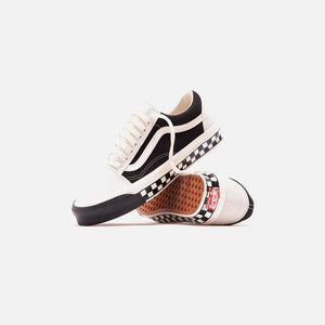 Vans U OG Old Skool LX Bumper Cars - Marshmallow / Black