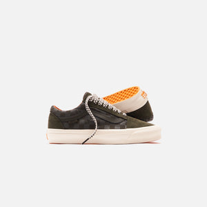 Vans x Porter OG Old Skool LX - Forest Night / Black