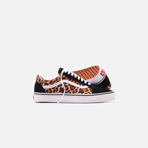 Vans FU Old Skool - Leopard / Black / True White