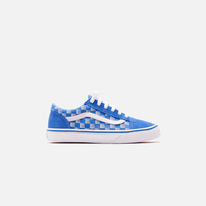 Vans Junior Old Skool Racers Edge - Blue / True White