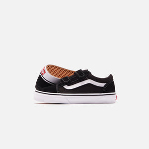 Vans Grade School UY Old Skool V - Black / True White