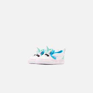 Vans Toddler Classic Slip-On Unicorn - Blue Atoll / Iridescent