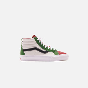 Vans U SK8-Hi Reissue Ef VLT LX - Juniper / Chili Pepper