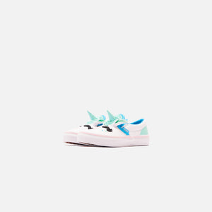 Vans Pre-School Classic Slip-On - Unicorn Blue Atoll / Iridescent