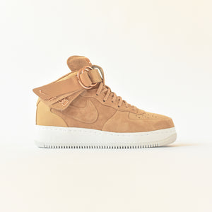 buy popular 07399 82b87 Nike x Victor Cruz Air Force 1 Mid CMFT - Vachetta Tan – Kith