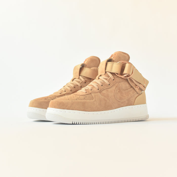 Nike x Victor Cruz Air Force 1 Mid CMFT - Vachetta Tan