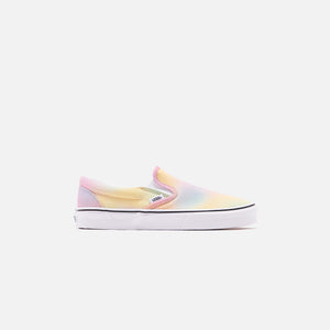 Vans Classic Aura Shift Slip-On - Multi / True White