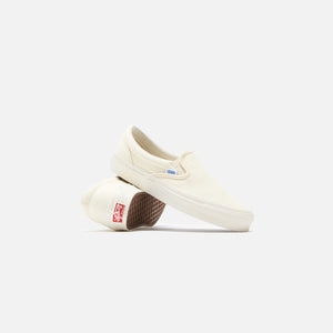 Vans OG Classic Slip On LX - Triple White