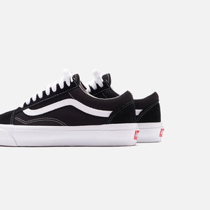 Vans UA OG Old Skool LX - Black / True White Image 5