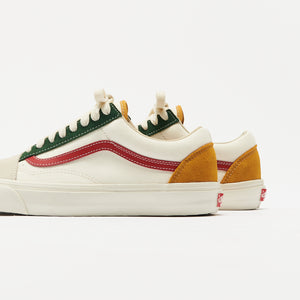 Vans OG Old Skool LX  - Marshmallow / Multi Image 5