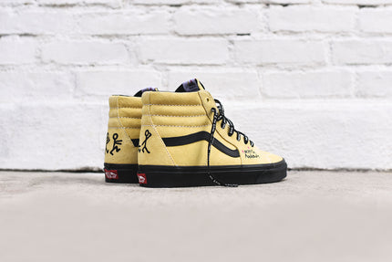 Vans x A Tribe Called Quest Sk8-Hi - Yellow