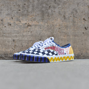 Vans Authentic - Galactic Goddess / True White / Multi