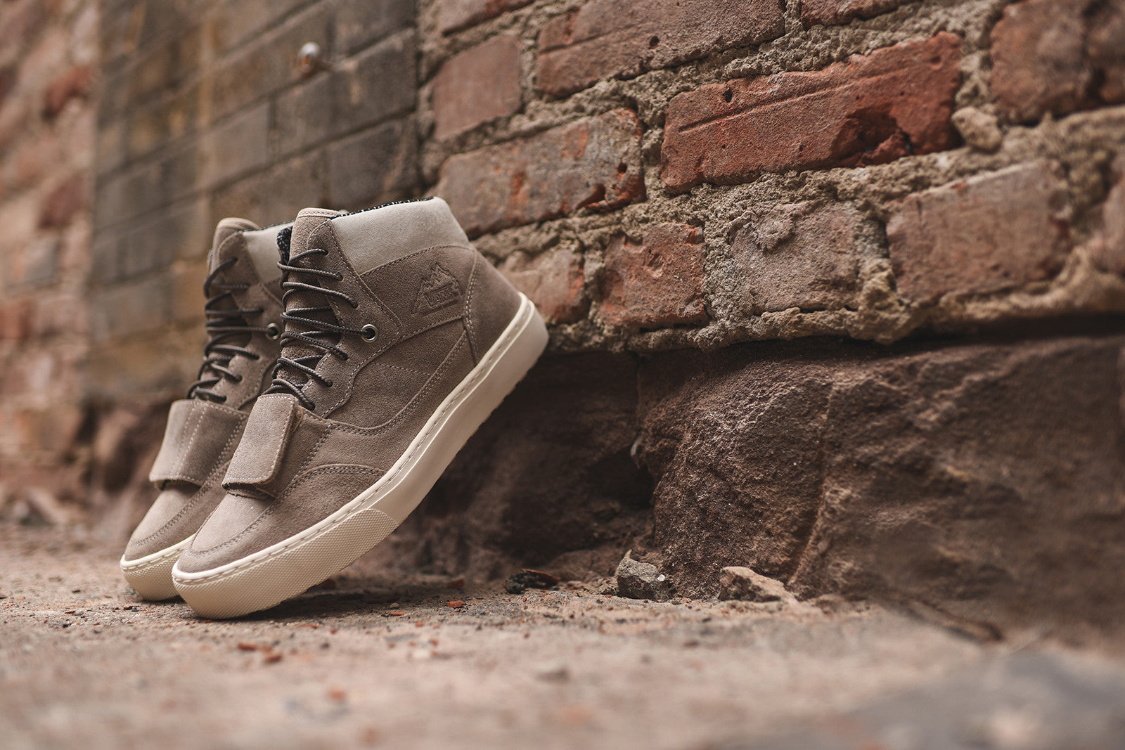 Vans Mountain Edition Cup - Light Grey / White
