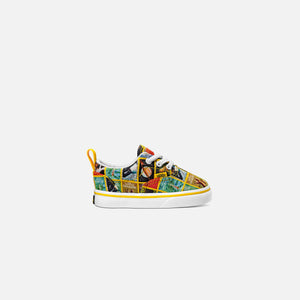 Vans x National Geographic Toddler Era Elastic Lace - Multi Covers / True