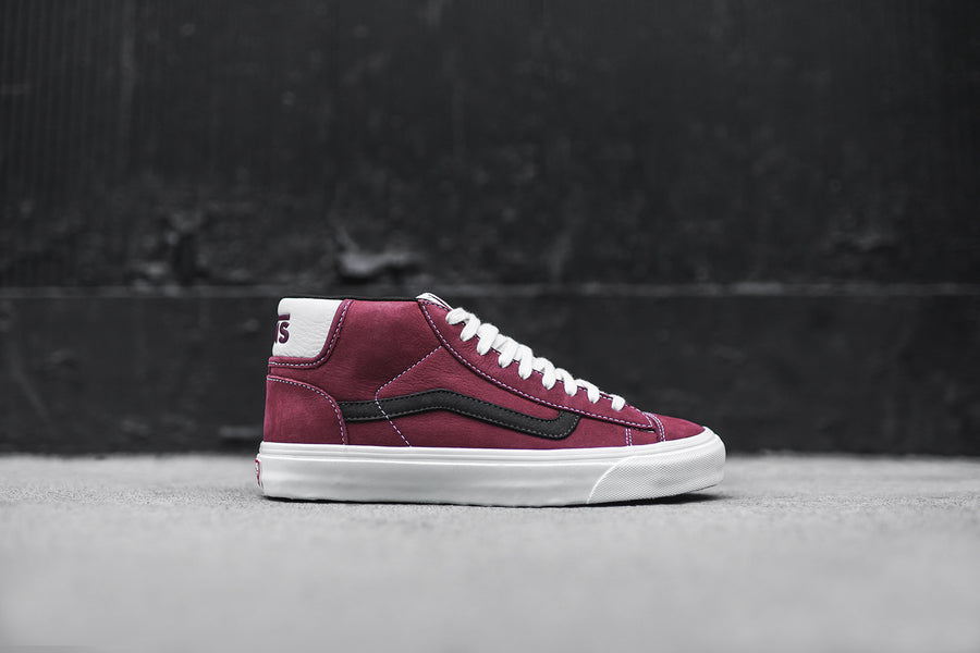 Vans OG Mid Skool LX - Madder Brown