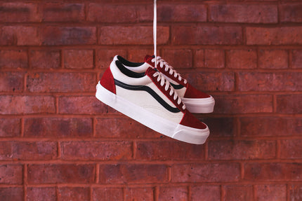 Vans Old Skool LX - Red Dahlia