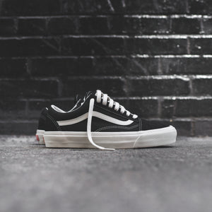 bcd5b5fb002d14 Vans OG Old Skool LX - Black   Marshmallow – Kith