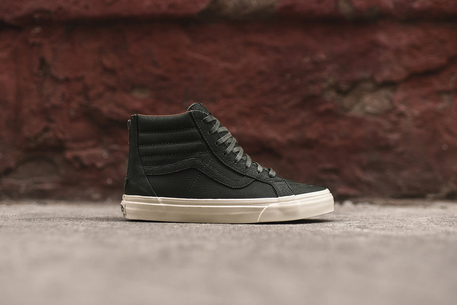 Vans Sk8-Hi Reissue Zip DX Premium - Forest Green