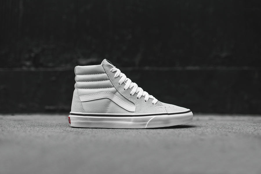 Vans WMNS Sk8-Hi - Ice Flow / True White