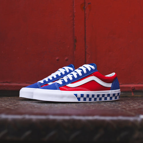 Vans Style 36 - Blue / Red