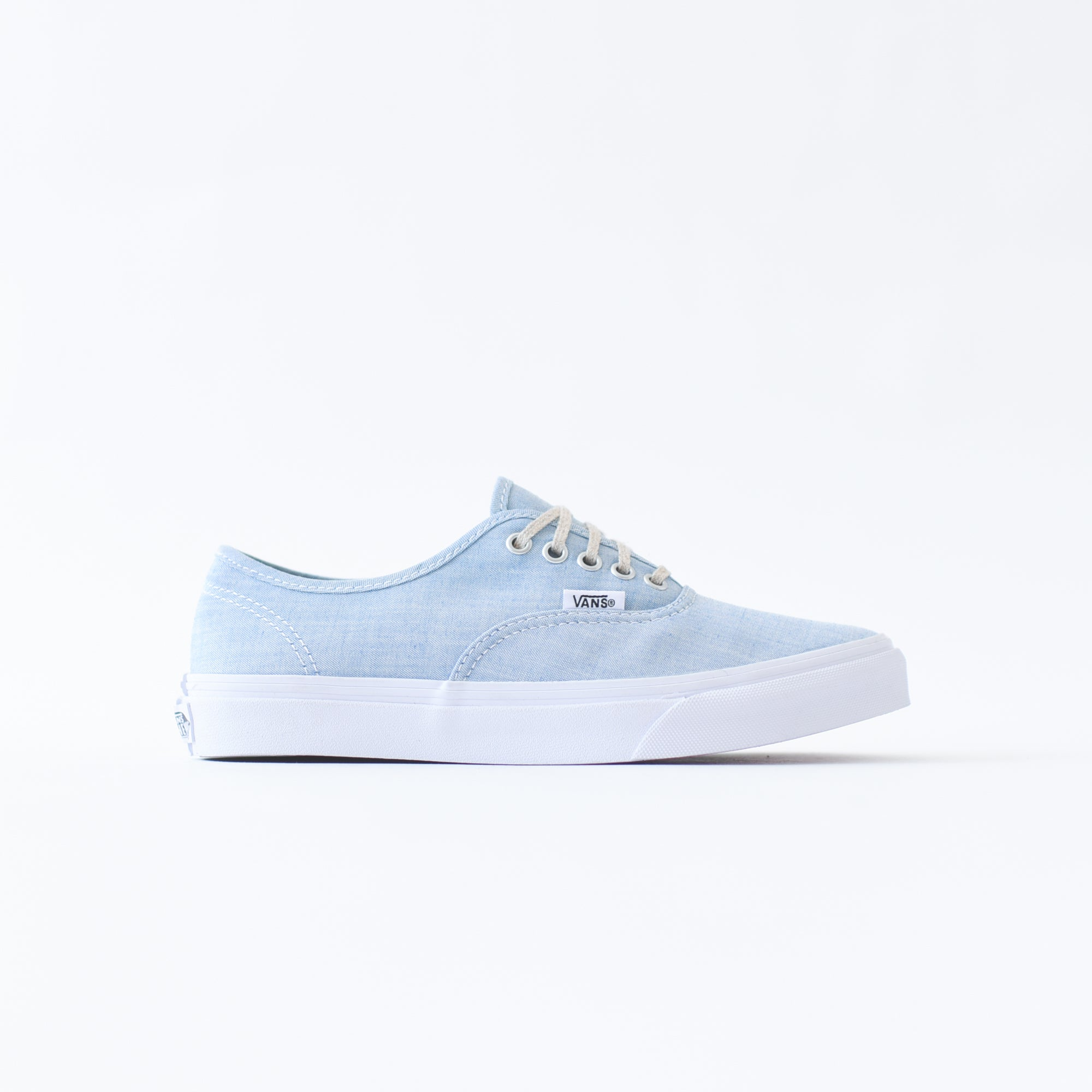 daf7f47700dc20 Vans WMNS Authentic Slim - Blue Chambray – Kith
