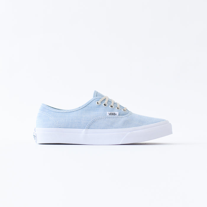 Vans WMNS Authentic Slim - Blue Chambray