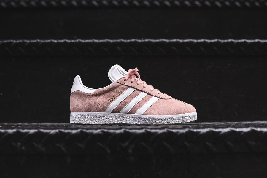 adidas Originals WMNS Gazelle - Pink / White