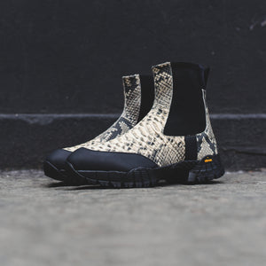 1017 Alyx 9SM Vibram Chelsea Boot - Black / Cream