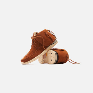 Visvim FBT LHAMO - Folk Brown