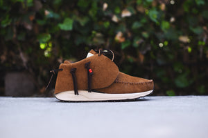 Visvim FBT Prime Runners - Light Brown