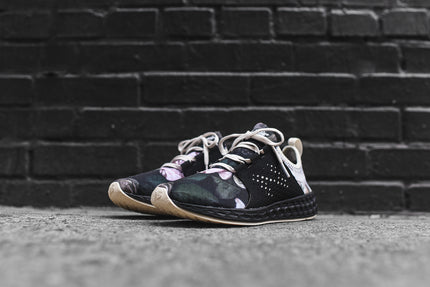 New Balance WMNS Fresh Foam Cruz - Black / Floral