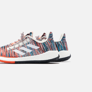adidas Consortium x Missoni Pulseboost HD - Raw White / Act Gold Image 6