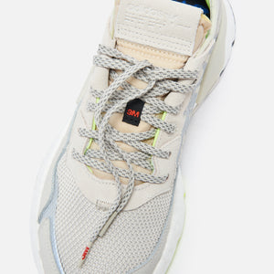adidas WMNS Nite Jogger - Raw White / Light Brown Image 6