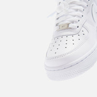 Nike WMNS Air Force 1 '07 Low - Triple White Thumbnail 1