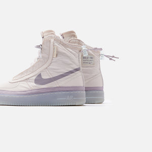 Nike WMNS Air Force 1 Shell Desert Sand Atmosphere Grey