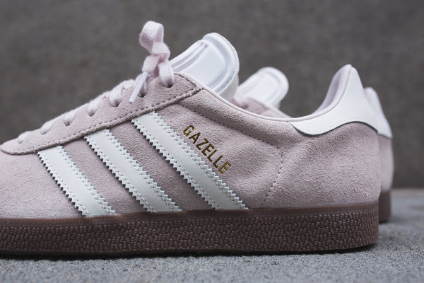 adidas Originals WMNS Gazelle - Grey / Brown