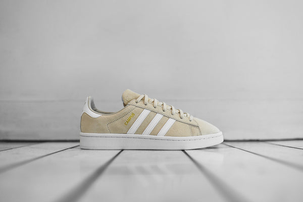 adidas Originals WMNS Campus - Ivory / White