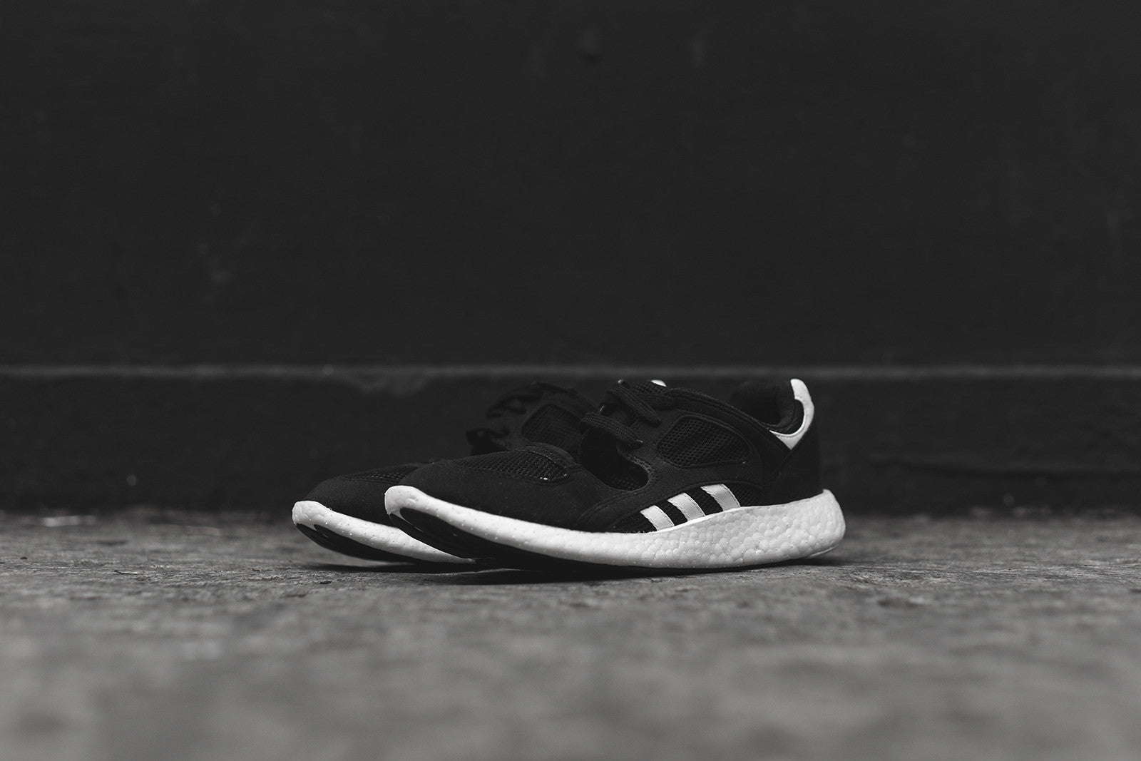 adidas Originals WMNS EQT Racing 91/16 - Black / White