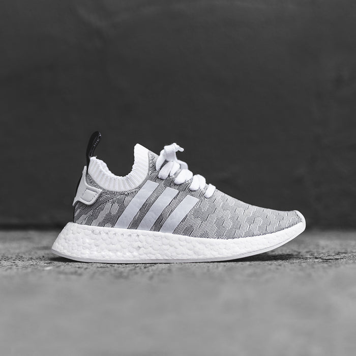 adidas Originals WMNS NMD_R2 PK - Grey / White