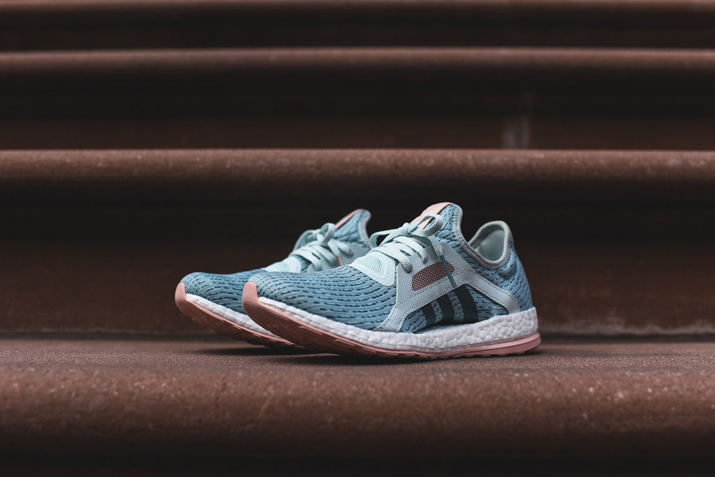 113adbc7c adidas WMNS Pure Boost X - Ice Mint   Vapour Steel – Kith