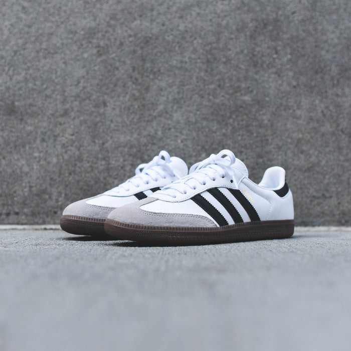 adidas Originals WMNS Samba OG - White / Black / Clear Granite