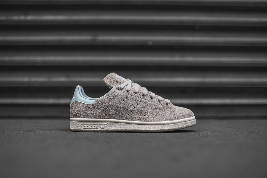 adidas Originals WMNS Stan Smith - Light Brown / Vapor Green