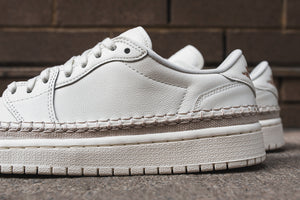 classic shoes lowest discount shop best sellers Nike WMNS Air Jordan 1 Retro Low NS - Sail / Metallic Red ...