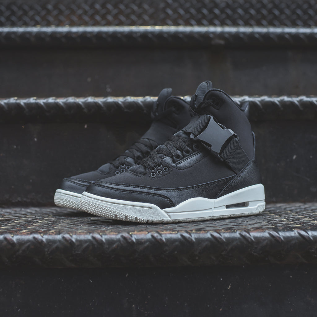 reputable site d3715 7ad86 Nike WMNS Air Jordan 3 Explorer XX - Black   Sail – Kith