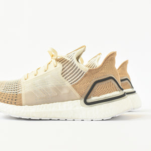 adidas WMNS UltraBoost 19 - Chalk White / St Pale Nude / Core Black