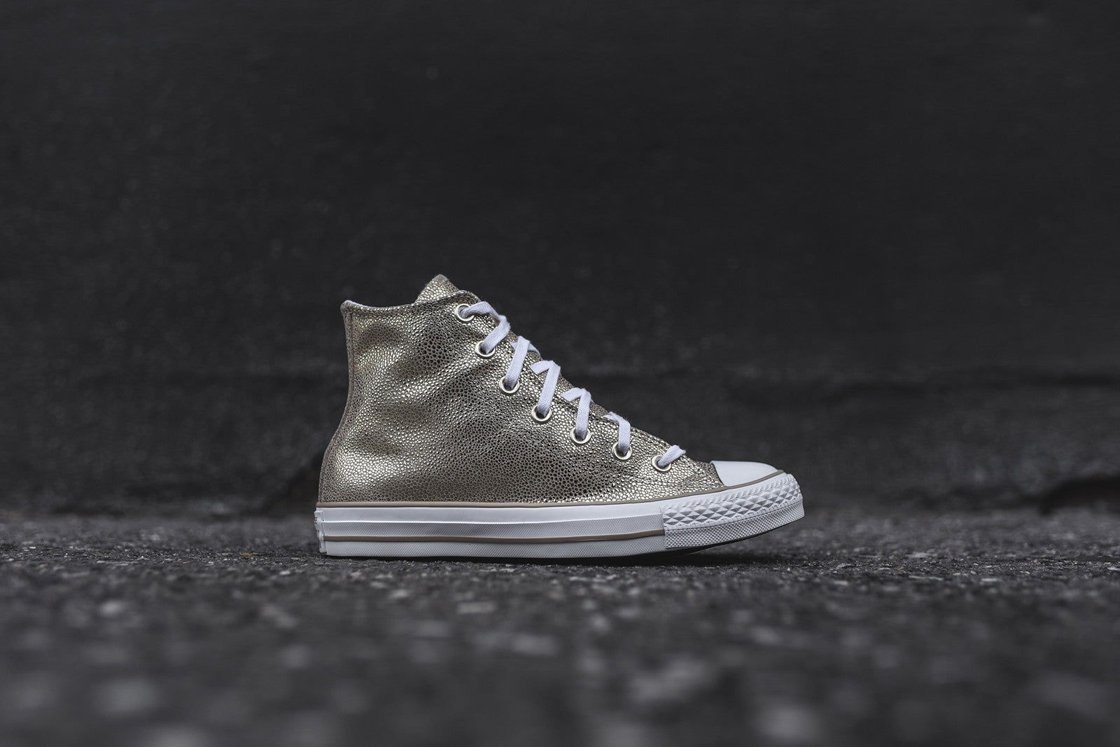 Converse WMNS Chuck Taylor All Star Hi - Gold Metallic